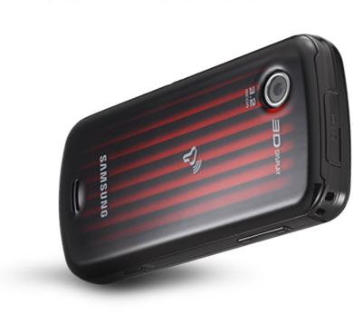 Samsung Amoled 3D