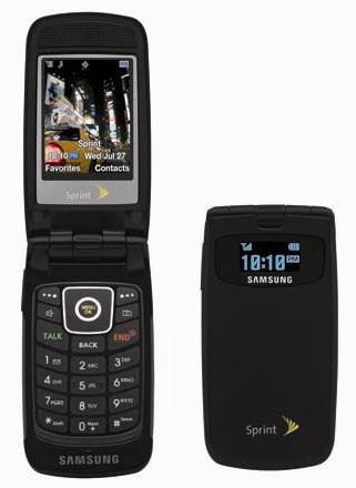 Samsung SPH-M610