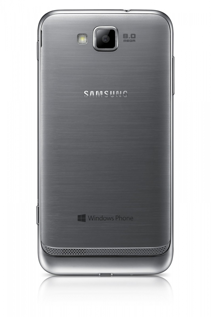 IFA Berlin 2012: Samsung ATIV S - smartphone cu Windows Phone 8