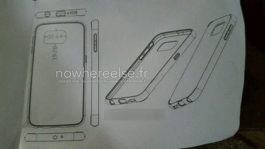 Samsung Galaxy S6 Își dezvăluie formatul și dimensiunile Într-o serie de schițe și huse
