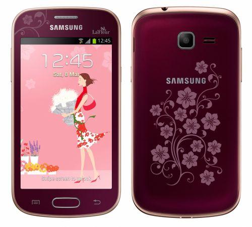Samsung Galaxy Trend La Fleur