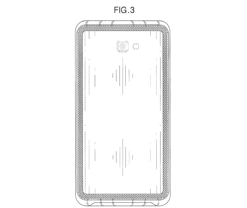 Samsung primește brevetul de design pentru un telefon cu aspect 21:9