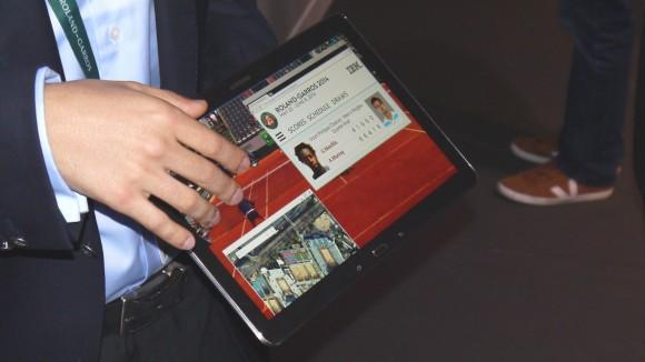 Tableta Samsung 4K de 12 inch