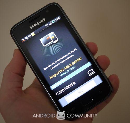 Samsung Kies suportă acum sincronizare wireless; vești bune pentru posesorii de Galaxy S