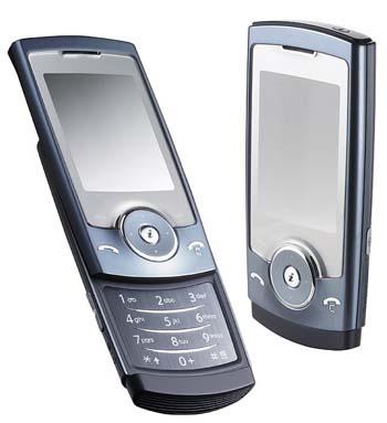 Samsung Ultra Edition U700