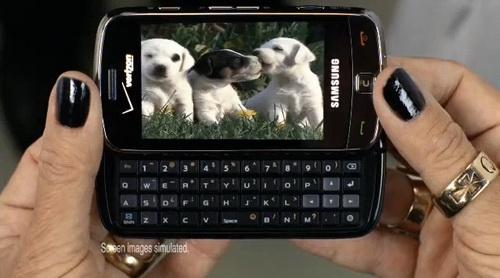 Samsung Rogue, intr-o reclama marca Ozzy Osbourne (Video)