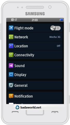 Bada OS lovește din nou, acum În versiunea 2.0 - telefonul Samsung Wave 725 scăpat pe web
