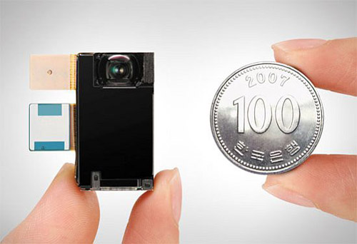 Samsung anunta noi senzori CMOS pentru camerele de pe smartphone-uri