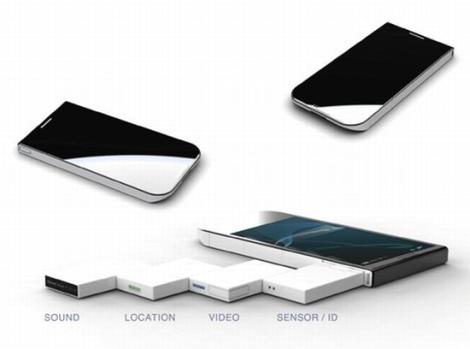 Samsung Clover concept
