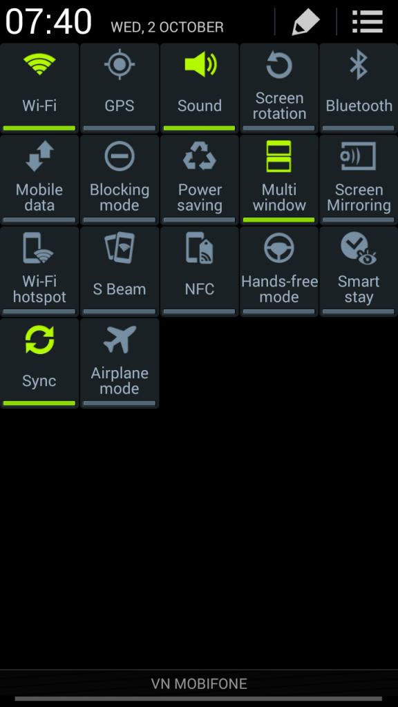 Firmware-ul de test Android 4.3 pentru Samsung Galaxy Note II ajunge pe web