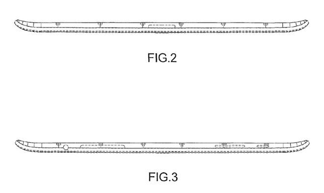 Samsung obține un brevet pentru o tabletă ce dispune de margini curbate