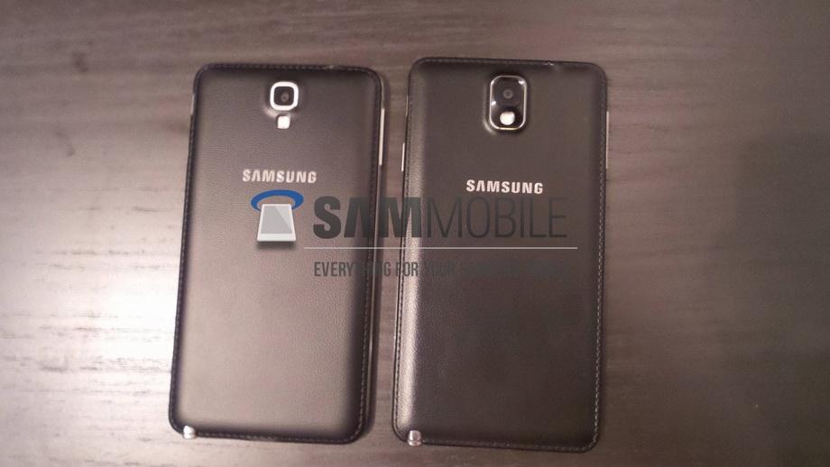 Imagini proaspete hands on cu Samsung Galaxy Note 3 Lite aka Neo plus câteva dotări ajung pe web