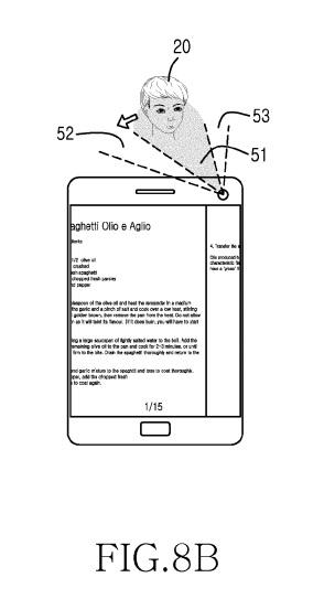Samsung Galaxy S5 ar putea include control prin gesturi cu capul