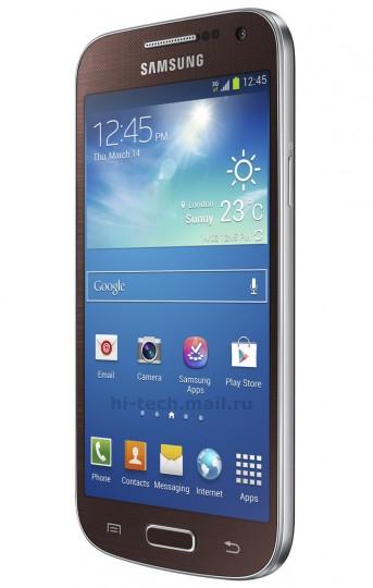 Samsung Galaxy S4 Mini primește noi variante de culoare, pe lângă cele negre și albe