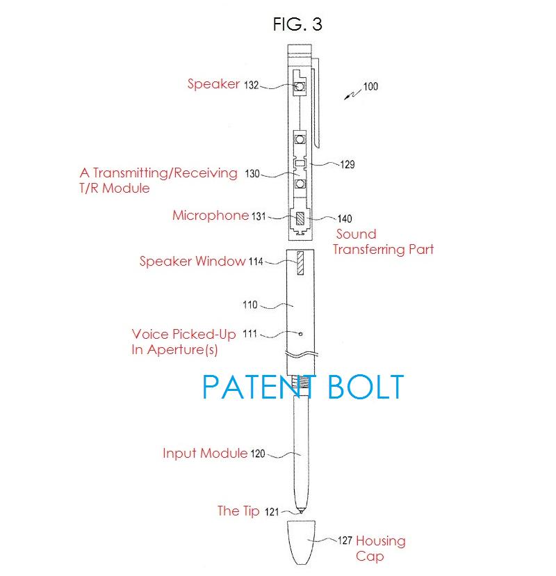 Un nou brevet pentru stylus Samsung ar putea oferi funcție de apelare, aderenta mai bună