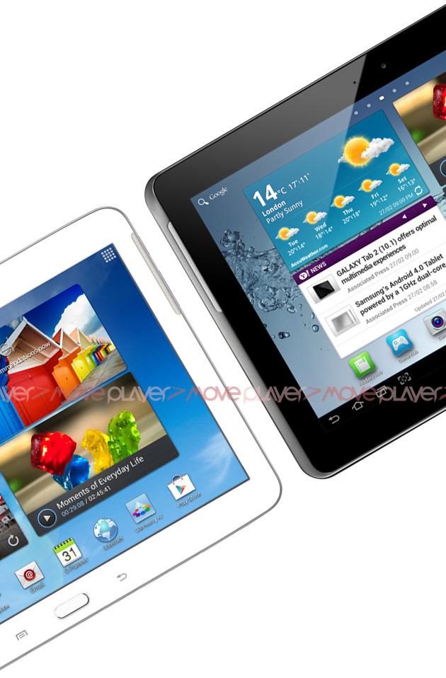 Samsung Galaxy Tab 3 8.0 și Tab 3 10.1 ajung pe web prematur, În imagini comparative