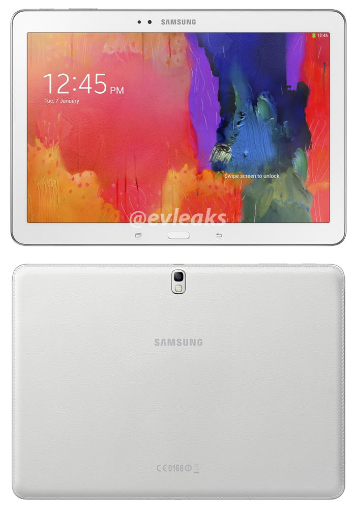 Specificațiile tabletelor Samsung Galaxy Note PRO 12.2, Galaxy Tab Pro 12.2, 10.1 și Galaxy Tab Pro 8.4 au fost dezvăluite