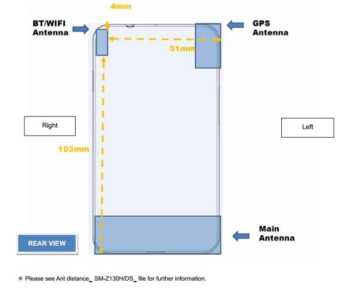 Samsung SM-Z130H