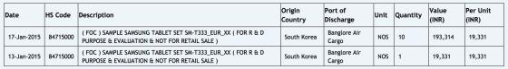 Samsung Galaxy Tab 4 8.0 (SM-T333)