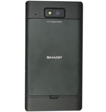 Sharp SH8188U, un nou telefon Android gata pentru debut În Europa