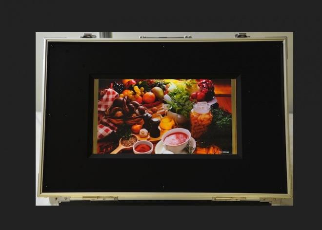 Sharp IGZO LCD