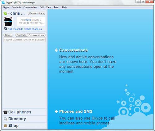 Skype 4.0 Beta acum disponibil pentru download