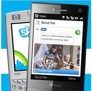 Skype 3.0 Beta pentru Windows Mobile, acum disponibil pentru download