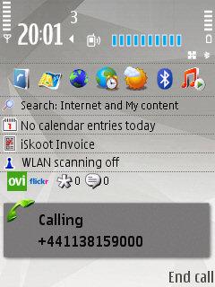 Skype pentru telefonul mobil acum disponibil (beta) - ruleaza pe S60 si UIQ
