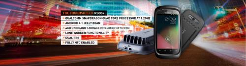 Smart ID România lansează smartphone-ul ultra rezistent Toughshield R500+