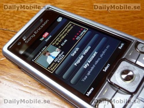 Sony Ericsson C510 Kate isi dezvaluie specificatiile, noi imagini