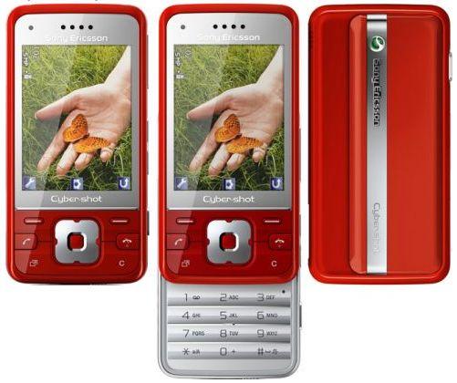 Sony Ericsson C903, cel mai nou telefon Cyber-shot