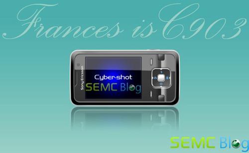 Sony Ericsson Frances este de fapt modelul C903