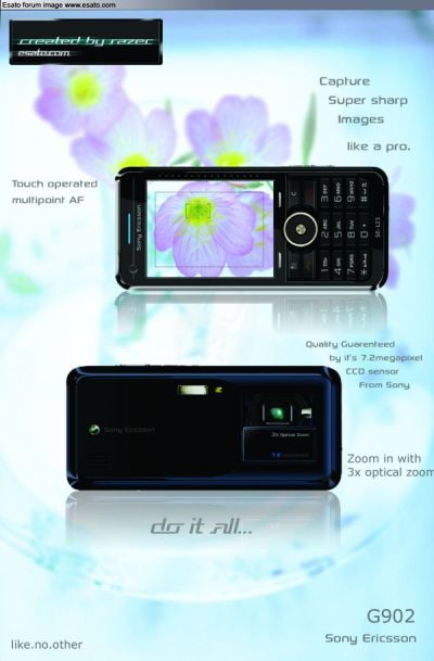 Sony Ericsson G902