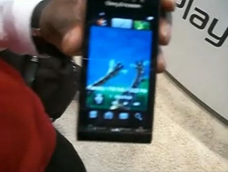 Sony Ericsson Idou in actiune, telefonul cu camera de 12 megapixeli surprinde placut (Video)