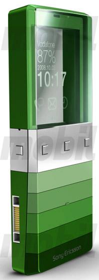 Sony Ericsson Kiki: nume bizar, design interesant, specificatii low end