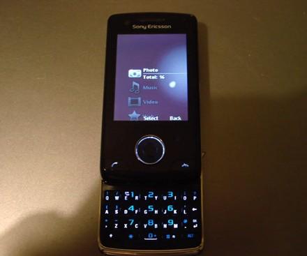 Inca o imagine cu Sony Ericsson P5 Paris plus lista de ...