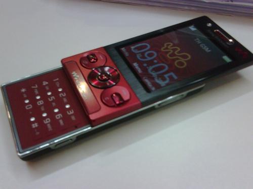 Sony Ericsson Rika