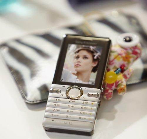 Sony Ericsson S312, captureaza momentele esentiale din viata ta!