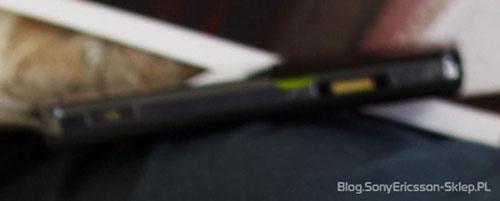 Sony Ericsson Twiggy pozat pe viu
