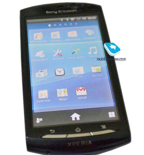 Încă un telefon Android 2.3, de data aceasta Într-o recenzie (Mobile-Review.com) În premieră : Sony Ericsson Vivaz 2