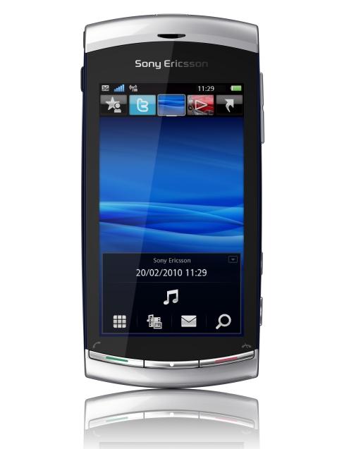 Sony Ericsson Vivaz, telefonul cu suport pentru captura video HD, acum oficial