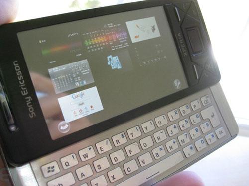 Sony Ericsson lanseaza panouri CNN, SKype si Mytopia pe XPERIA X1