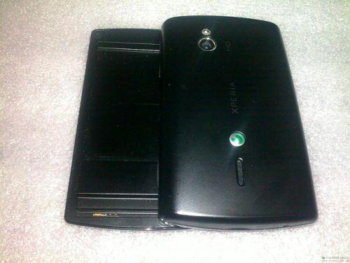 Imagini În premieră cu urmașul lui XPERIA X10 Mini Pro!
