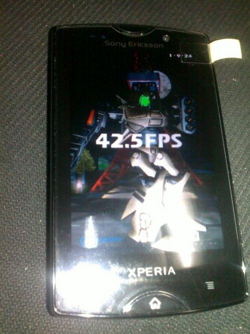 Urmașul lui XPERIA X10 Mini va rula Android 2.3; iată și primele imagini!