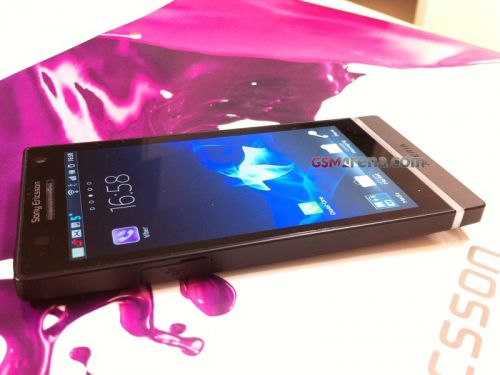 Sony Ericsson Xperia Arc HD (Nozomi)
