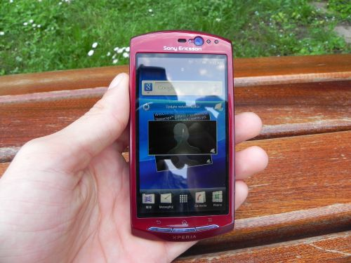 Sony Ericsson Xperia Neo a primit Android 2.3.4 Gingerbread