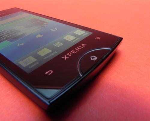 Buton Home Sony Ericsson Xperia Ray