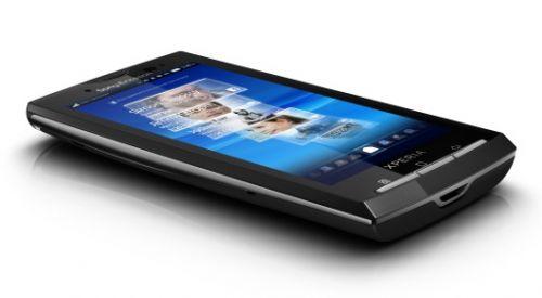 Noi detalii despre Sony Ericsson XPERIA X10, un terminal axat pe social media