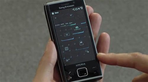 Sony Ericsson anunta oficial noul XPERIA X2