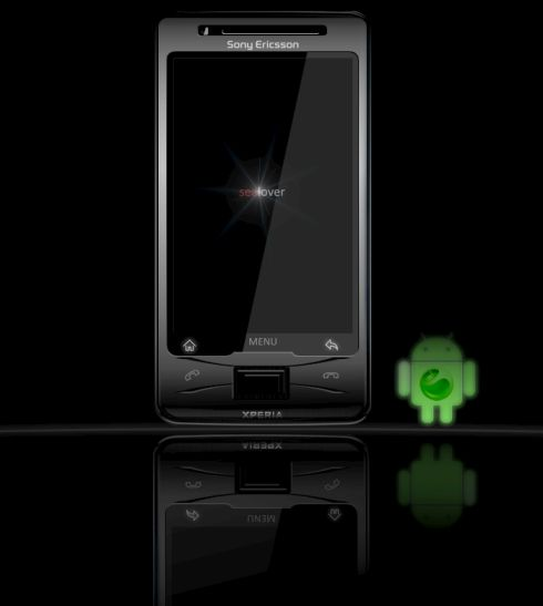 XPERIA X2, un Sony Ericsson ce ruleaza Android... din pacate doar concept